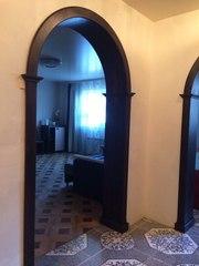 Порталы и арки из массива дерева на заказ