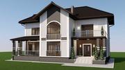 Дизайн и проектирование помещений и фасадов зданий,  ладшафтный дизайн